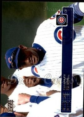 2003 Upper Deck #167  Sammy Sosa
