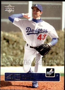 2003 Upper Deck #187  Andy Ashby