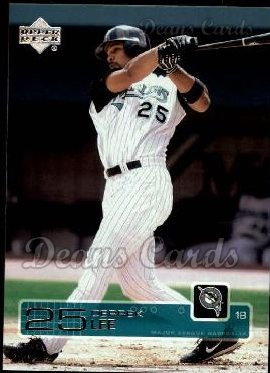 2003 Upper Deck #210  Derrek Lee
