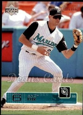 2003 Upper Deck #211  Andy Fox