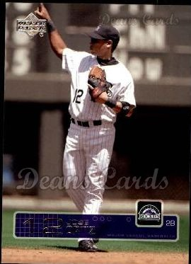 2003 Upper Deck #254  Jose Ortiz