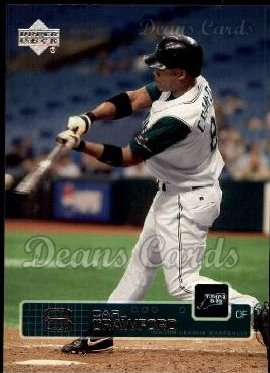 2003 Upper Deck #297  Carl Crawford