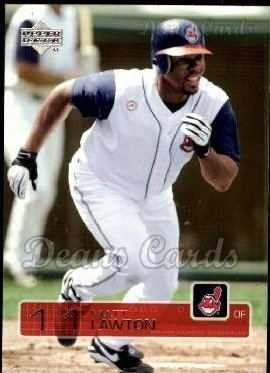 2003 Upper Deck #301  Matt Lawton