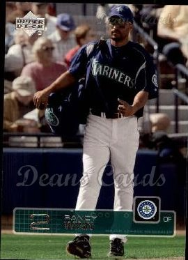 2003 Upper Deck #315  Randy Winn