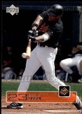 2003 Upper Deck #320  David Segui