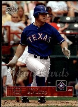 2003 Upper Deck #323  Hank Blalock