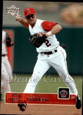 2003 Upper Deck #33  Adam Kennedy