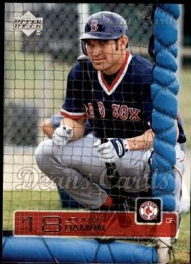 2003 Upper Deck #331  Johnny Damon