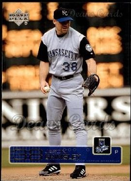2003 Upper Deck #340  Jason Grimsley