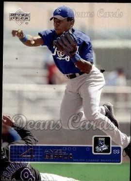 2003 Upper Deck #342  Angel Berroa
