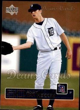 2003 Upper Deck #349  Andy Van Hekken