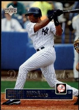2003 Upper Deck #366  Bernie Williams