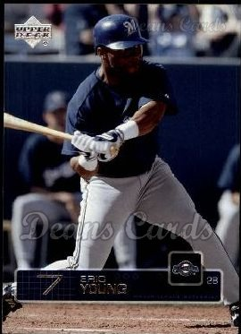 2003 Upper Deck #393  Eric Young