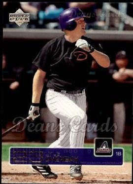 2003 Upper Deck #423  Lyle Overbay
