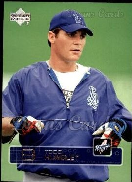 2003 Upper Deck #432  Todd Hundley