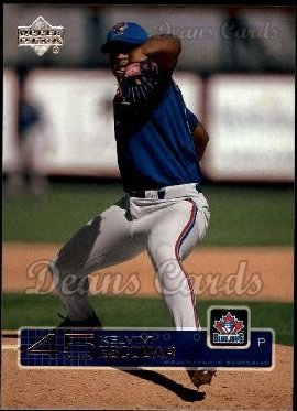 2003 Upper Deck #47  Kelvim Escobar