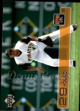 2003 Upper Deck #484  Kevin Young