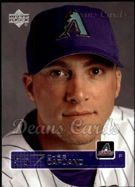 2003 Upper Deck #555  Chris Capuano