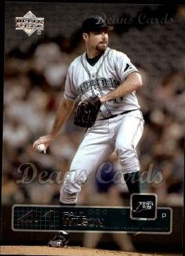 2003 Upper Deck #58  Paul Wilson