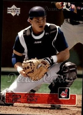 2003 Upper Deck #65  Einar Diaz