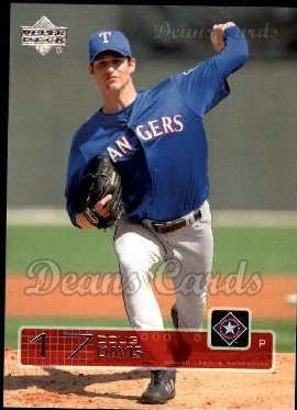 2003 Upper Deck #88  Doug Davis