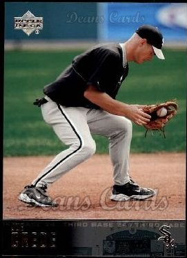 2004 Upper Deck #318  Joe Crede