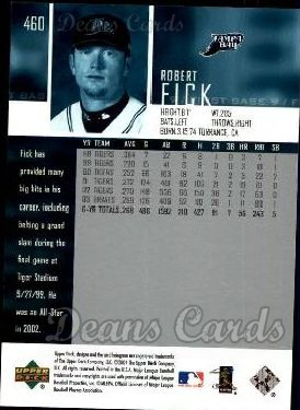 2004 Upper Deck #460  Robert Fick