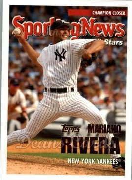 2005 Topps Update #155   -  Mariano Rivera All-Star