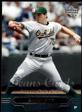 2005 Upper Deck #141  Barry Zito