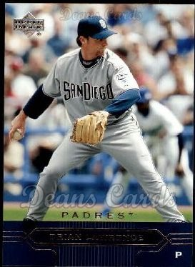 2005 Upper Deck #163  Brian Lawrence