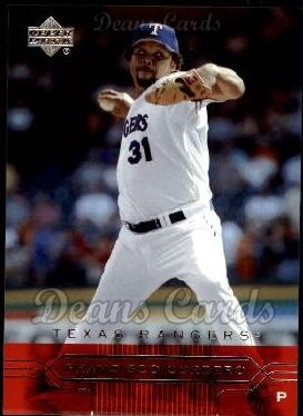 2005 Upper Deck #413  Francisco Cordero