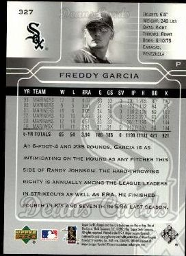 2005 Upper Deck #327  Freddy Garcia