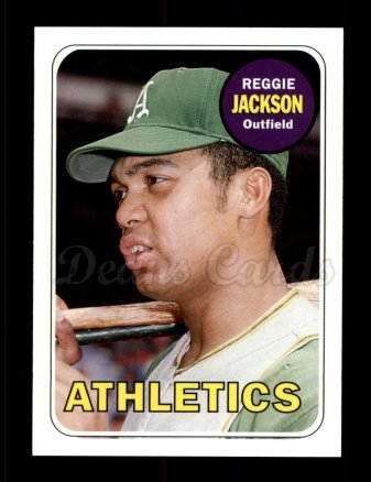 2006 Topps Rookie of the Week #11  Reggie Jackson