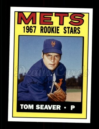 2006 Topps Rookie of the Week #15  Tom Seaver