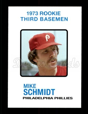 2006 Topps Rookie of the Week #17  Mike Schmidt