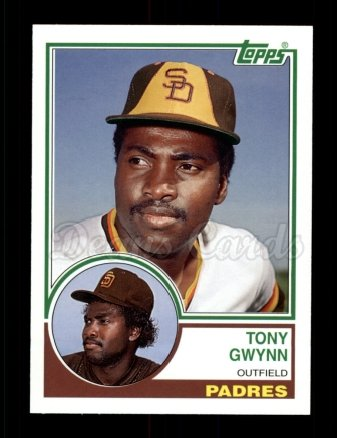 2006 Topps Rookie of the Week #22  Tony Gwynn