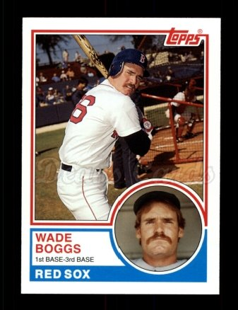 2006 Topps Rookie of the Week #23  Wade Boggs