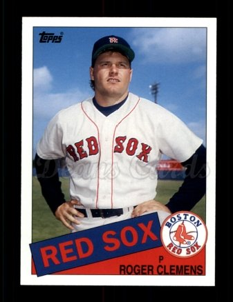 2006 Topps Rookie of the Week #3  Roger Clemens