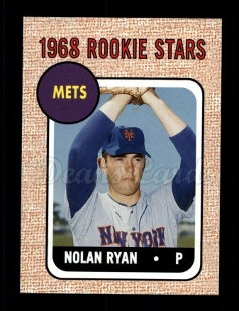 2006 Topps Rookie of the Week #5  Nolan Ryan