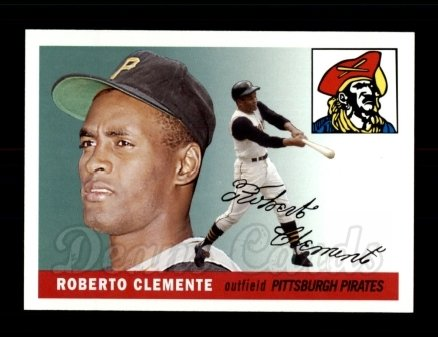 2006 Topps Rookie of the Week #7  Roberto Clemente