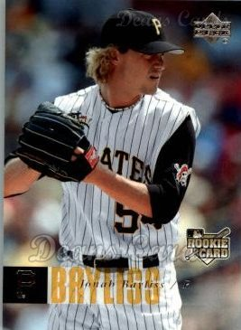 2006 Upper Deck #1076  Jonah Bayliss