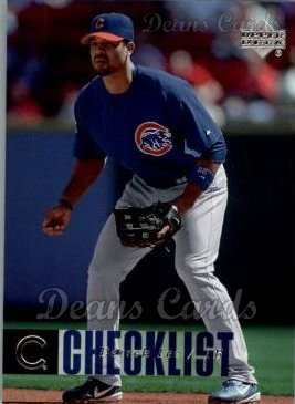2006 Upper Deck #1225  Derrek Lee