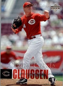 2006 Upper Deck #124  Brandon Claussen