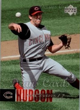 2006 Upper Deck #132  Luke Hudson