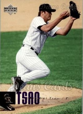2006 Upper Deck #158  Chin-Hui Tsao
