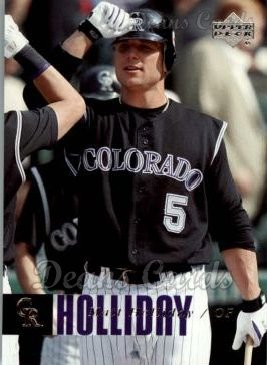 2006 Upper Deck #167  Matt Holliday