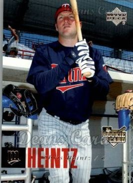 2006 Upper Deck #184  Chris Heintz