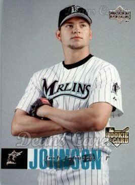 2006 Upper Deck #187  Josh Johnson