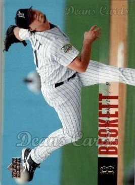 2006 Upper Deck #194  Josh Beckett