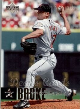 2006 Upper Deck #206  Brandon Backe